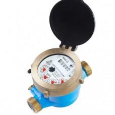 DECAST METRONIC Счетчик хол. воды мокроходный ВКМ-15 + к-т штуцеров без обратного клапана