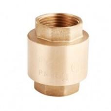 """AQUAHIT Обратный клапан с латунным сердечником 3/4"""""""