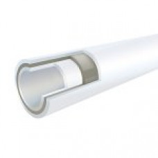 FUSITEK Труба PN20 FASER SDR 7.4 (W) S3.2 — 25 х 3,5 (4 м) (в упаковке 25 шт)