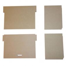 Набор термоизоляционных панелей для котлов Ariston Egis, AS